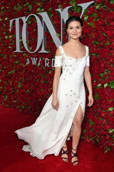 2016 Tony Awards: All the Celebrity Fashion From the Red Carpet Celebrity Red Carpet, Celebrity Style, Celebrity Beauty, Red Carpet 2016, Pippa Soo, Look Fashion, Fashion Tips, Prabal Gurung, Red Carpet Looks