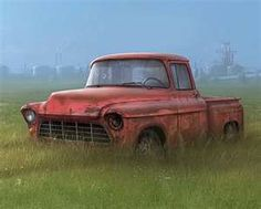 Image Search Results for rusty old cars to paint