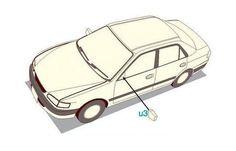 Toyota Corolla E110 Paper Car Free Vehicle Paper Model Download…