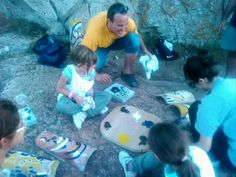 Actividades turismo Navarra  Pinturas rupestres Navarra