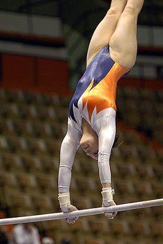 Auburn Gymnastics #KyFun moved from Gymnastics: Collegiate board m.18.77 moved from @Kythoni  Gymnastics board  http://www.pinterest.com/kythoni/gymnastics/