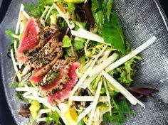 always craving fish salad these days