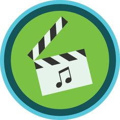 Music Video Badge: I wonder where those old VHS tapes are. Swedish Language, Italian Language, Korean Language, Mandarin Language, Polish Language, Scout Badges, Vhs Tapes, S Stories, Your Story