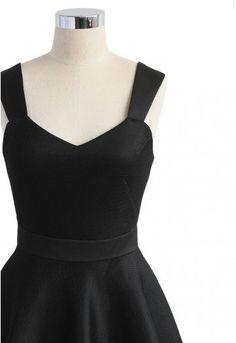 Well this is impressive: You'll be the life of the party even as you keep it simple and chic with this cami dress boasting an A-line silhouette. Slide into heels and take the night, dolls. - Honeycomb airy fabric finished - Sweetheart neckline - Concealed back zip closure - Lined - 100% polyester - Hand wash Size(cm)Length Bust Waist  S         113   76   64    M         114   80   68    Size(inch)Length Bust Waist  S         44.5   30…