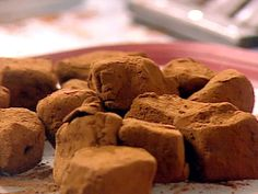 Truffles on Pinterest | Truffles, Chocolate Truffles and Truffles ...