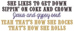 That's How She Rolls~ Chase Rice