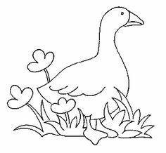 Pássaros imagem de impressão 46