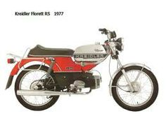 Cars & Motorcycles - Kreidler