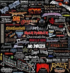 Heavy Metal Music | Heavy metal - Music Photo (19662028) - Fanpop fanclubs