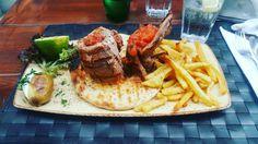 Greek food is love!!!
