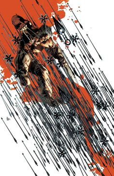 Old Man Logan #32 by Mike Deodato