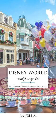 Mar 31, 2020 - This 2020 Disney World vacation guide will help you save time and money (with tips for discount tickets) while seeing as much of the resort as possible.