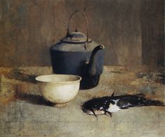 Still Life with Catfish, c.1903 Emil Carlsen [1848-1932] Oil on canvas ? x ? inches Signed: Archives of American Art #: -none- Provenance: Exhibitions: References: Price: