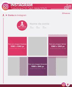 Image Sizes and Image Dimensions for each Social Network Social Media Images, Social Media Design, Marketing Communications, Social Media Marketing, Marketing Digital, Communication Interpersonnelle, Banner Digital, Facebook E Instagram, Social Media Branding