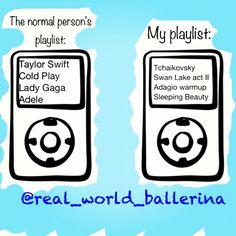 Just for Laughs ♡  www.theworlddances.com/ #dancememes #dance