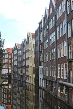 There are many things to see and do in Amsterdam. It is best known the world over for its canals, coffee shops and the red light district. Visit Amsterdam, Amsterdam City, Amsterdam Travel, Amsterdam Shopping, Lloyd Hotel Amsterdam, Victoria Hotel Amsterdam, Amsterdam Red Light District, Unique Architecture, By Train