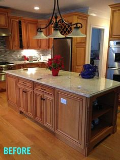 You might want to rethink the color of your kitchen when you see what this paint expert did!