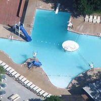 Plano, TX - Texas-Shaped Swimming Pool