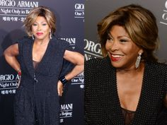 Tina Turner is the newest oldest Vogue cover girl