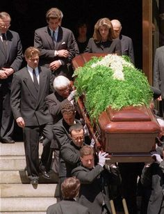 Funeral of Former First Lady Jacquelyn Bouvier Kennedy Onnasis~May of 1994: