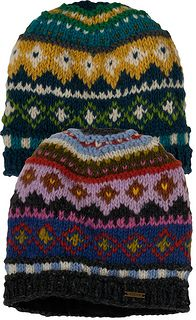 prAna Priscilla Beanie - Love the colors, they blend so great