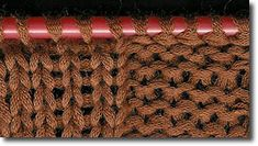 """How to become an """"expert knitter"""" web-book---has some great information"""
