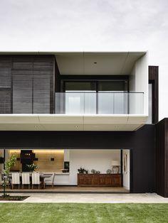 43 best reverse living house plans images floor plans plan design rh pinterest com