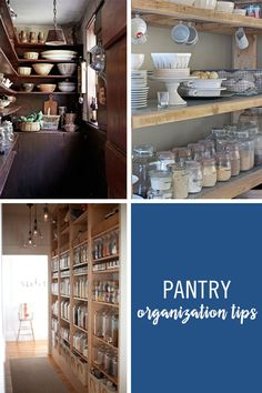 25 Beautifully Organized and Inspiring Pantries