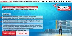 Rudra IT Solutions is one of the Promote leading IT Services and corporate training solutions along with IT online training conservatory, with latest Industry  offering technology.   Oracle Apps WMS online Training in Hyderabad,USA, UK, Australia, New Zealand, UAE, Saudi Arabia, India, Pakistan, Singapore, Kuwait