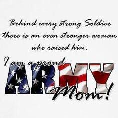 ced103863a6d 51 Best Army Mom images | Military mom, Army sayings, Army quotes