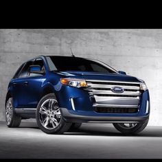 2013 Ford Edge. Great body style.