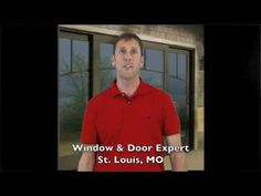 Window Replacement St. Louis: Renewal by Andersen Review Window Replacement, House Windows, Patio Doors, St Louis, How To Find Out, Reading, Home Windows, Word Reading, Reading Books