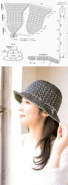 A fav stitch pattern for body of hat. Consider white with rainbow dots for a child