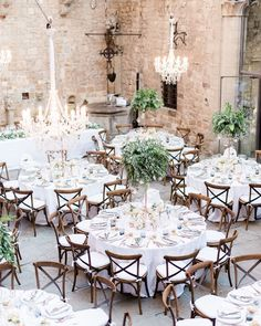 Bringing the beauty of indoor opulence to outdoor rustic glamour. Wedding Events, Wedding Reception, Wedding Day, Wedding Planner, Destination Wedding, Plan Design, Beautiful Day, Chandeliers, Wedding Styles