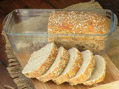 Chleb na suchych drożdżach - przepis krok po kroku Bread, Food, Bread Baking, Brot, Essen, Baking, Meals, Breads, Buns