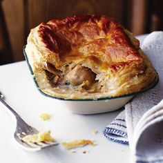 Creamy chicken mushroom pies with butter puff pastry recipe creamy chicken mushroom pies with butter puff pastry recipe recipes bbc good food food heaven pinterest mushroom pie pastry recipe and creamy forumfinder