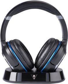 59acd3b6df3 Turtle Beach Elite 800 Wireless Noise-Cancelling Headset for   - Mint. Pour  Gamer