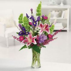 Stargazer Lily Bouquets - Lily