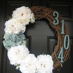 DIY wreaths crafts