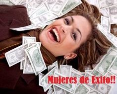 dinero mujer