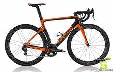 TOP 5 BICICLETAS DE CARRETERA: CIPOLLINI NK1K, una bici impresionante