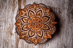 Your place to buy and sell all things handmade Sweet Home, Flower Mandala, With Love, Patches, Embroidery, Flowers, Handmade, Stuff To Buy, Etsy