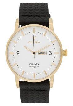 Uhr im klassischen Look! Triwa IVORY KLINGA - Uhr - black giza classic für 174,95 € (03.03.15) versandkostenfrei bei Zalando bestellen.