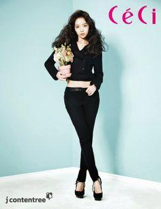 Hara KARA - Ceci Magazine February Issue 2014