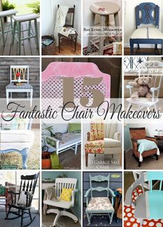 15 Fantastic Chair Makeovers