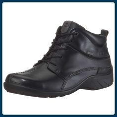 Ecco Wave 14493, Damen, Stiefel, Schwarz (Black 101), EU 36 - Stiefel für frauen (*Partner-Link)