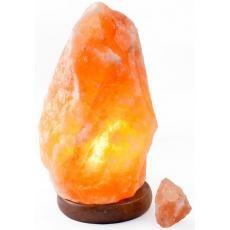 Veioza din sare pe suport de lemn, kg, - eMAG. Fruit, Salt, Interior, Himalayan, Crystal, Indoor, Salts, Interiors
