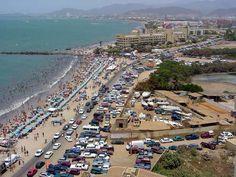 Puerto La Cruz Venezuela