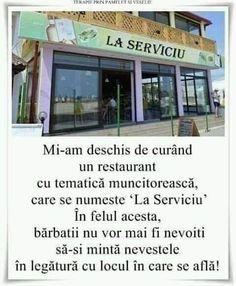 Restaurant, Good Jokes, Have Fun, Lol, Humor, Funny, Outdoor Decor, Home Decor, Meme