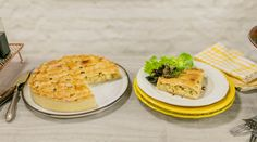 Quiches, Fresco, Waffles, Rita Lobo, Food And Drink, Cooking, Breakfast, Ethnic Recipes, Ideas